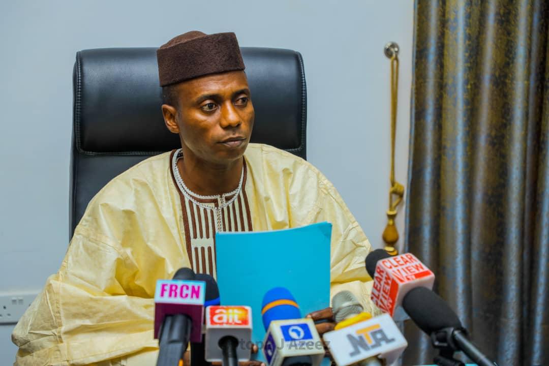 2023 presidency: Yahaya Bello under pressure to run, says Kogi commissioner