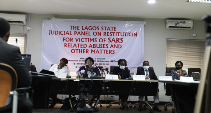 Again, army fails to appear before Lagos #EndSARS panel
