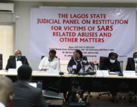Forensic report of Lekki shooting to be ready Tuesday, says panel