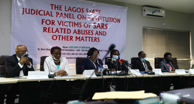 #EndSARS: We're unable to trace 'erring officers', police lawyer tells Lagos panel