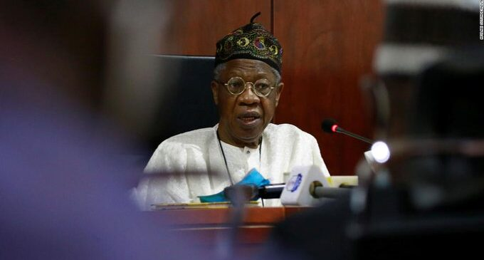 'Engage us before making policies' — advertising bodies tackle Lai over N100k fine