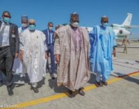 Zabarmari killings: Lawan leads FG delegation to Borno
