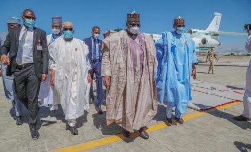 Zabarmari killings: Lawan leads FG delegation to Borno