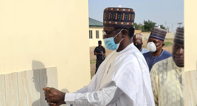 'I spend three days in a month in Yobe' — governor replies critics who accused him of abandoning state