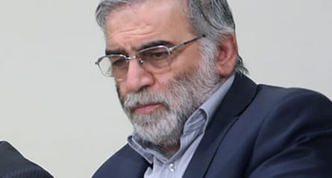 Mohsen Fakhrizadeh, Iran's top nuclear scientist, shot dead