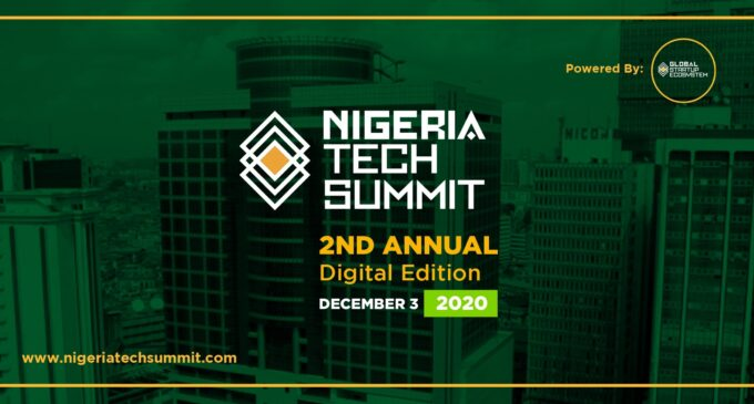 Nigeria tech summit to hold on Dec 3