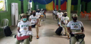 COVID-19: NYSC to administer vaccine on corps members in camps