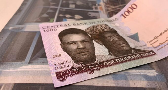 'It's not a symbol of Islam' — CBN defends Arabic inscriptions on naira notes