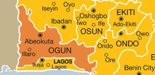 Member abducted during church service in Ogun