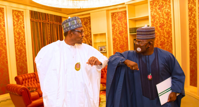Yahaya Bello: Buhari loves Nigerian youths — he's giving them opportunities