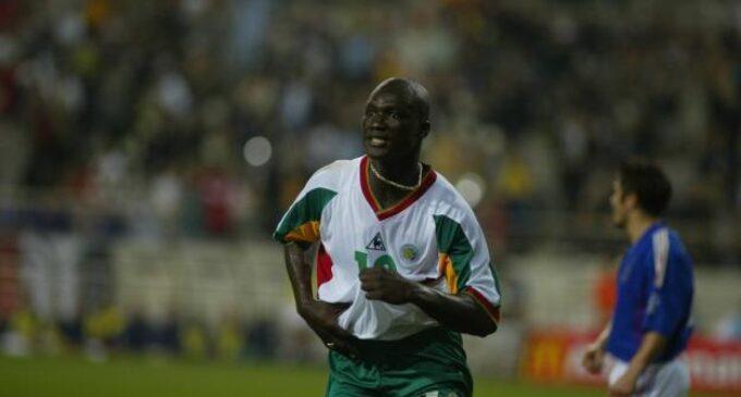 Former Senegalese Footballer Diop Dies At 42