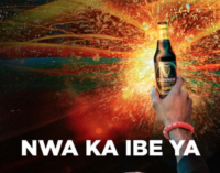 Guinness' rousing toast to Igbo culture and heritage