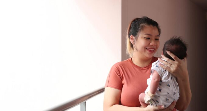 Singaporean gives birth to baby with Covid-19 antibodies