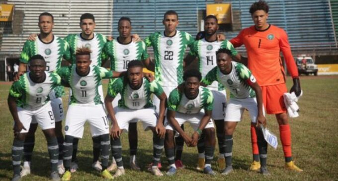 AFCON qualifier: Super Eagles record another draw in Freetown