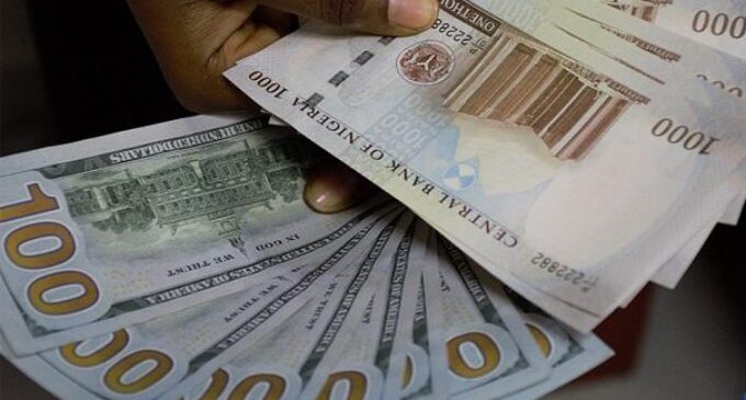 IT'S OFFICIAL: Naira to now trade at N392/$