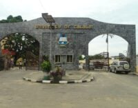 UNICAL to create digital profiles of students