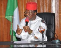 Umahi fires political appointees from Anyim's LGA