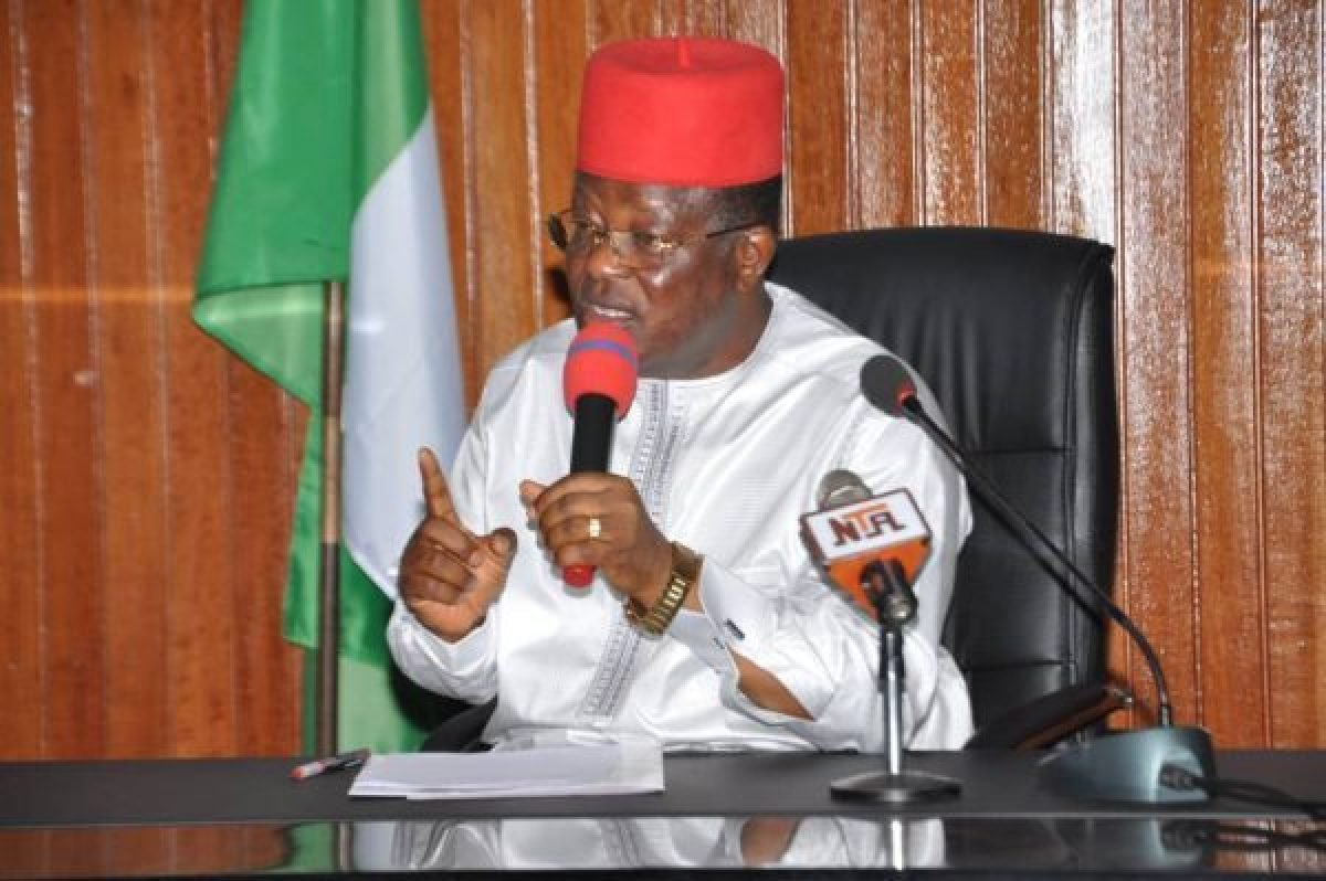 Umahi: There are plans by some people to incite war in south-east