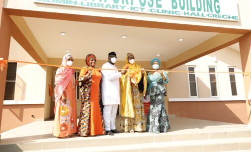Domestic violence: Presidential aide donates 208-bed facility for women