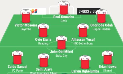 Mikel, Onuachu, Ejaria… TheCable's team of the week