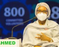 Zainab Ahmed: Nigeria has fulfilled all conditions for $1.5bn World Bank loan
