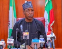 Zulum to service chiefs: To enhance your performance, you must accept criticism