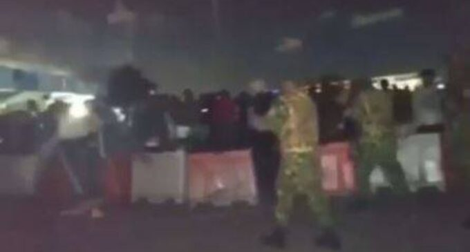 We took live bullets to Lekki tollgate, says army