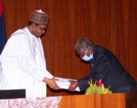 Buhari: Why I ordered probe of Magu