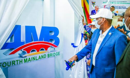 795 houses to pave way for fourth mainland bridge, says FG