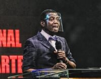 RCCG's first virtual Holy Ghost Congress starts Monday