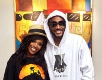 2Baba raises funds for human rights, education in Nigeria