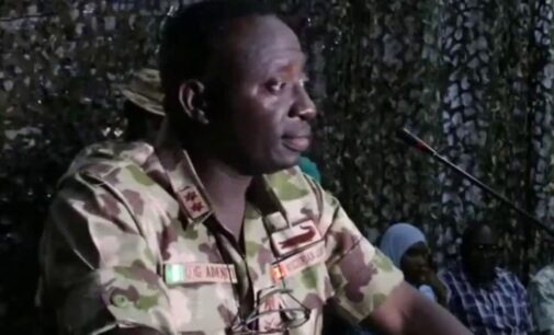 Military court demotes Adeniyi, ex-Lafiya Dole commander, over leaked video
