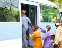 Ganduje: Most almajiri kids not Nigerians