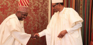 Garba Shehu: The money Ogun govt transferred to PMB estate has nothing to do with Buhari
