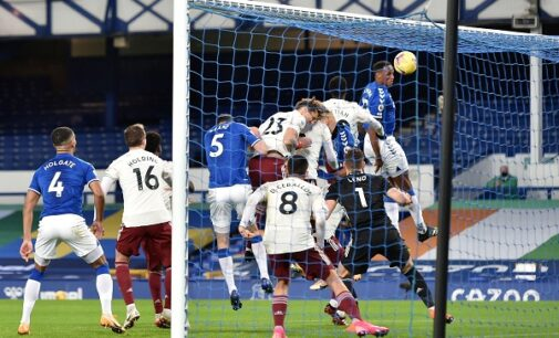 EPL results: Arsenal lose to Everton as Liverpool thrash Crystal Palace 7-0