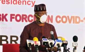 FG extends eased COVID-19 lockdown by one month