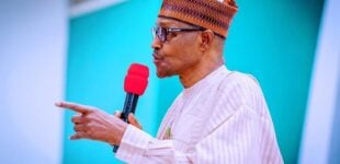 You're not too strong to be defeated, Buhari warns bandits