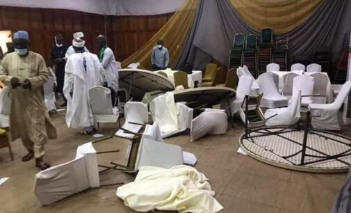 'Hoodlums' disrupt northern coalition's meeting on insecurity in Kaduna