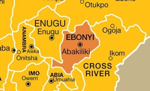 Police recover rifles, IEDs from murder suspects in Ebonyi