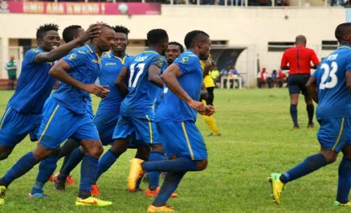 Enyimba pip Rahimo to qualify for CAF Champions League second round