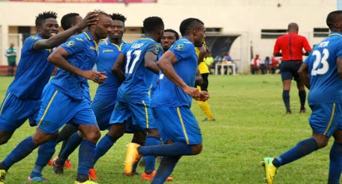 Full draw: Enyimba to face Orlando Pirates in CAF Confederation Cup