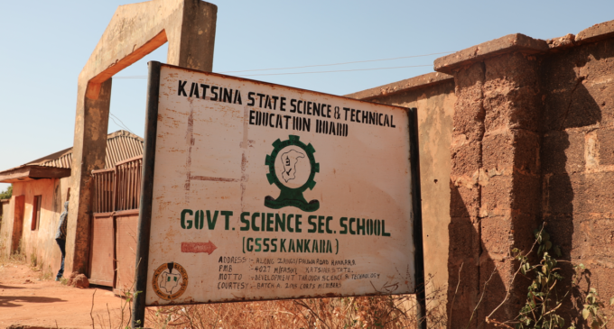 Abducted Kankara schoolboys released