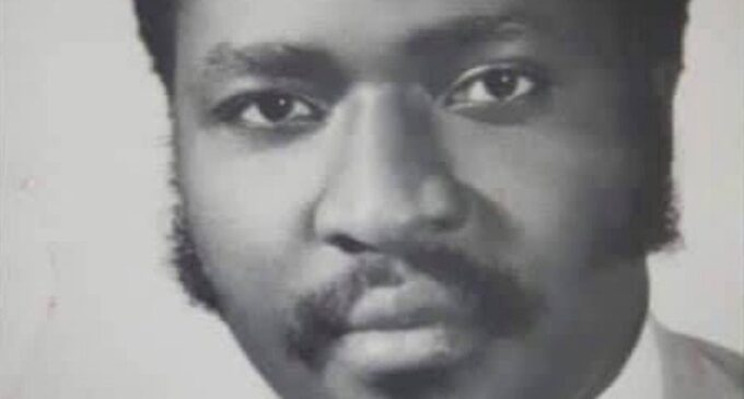 With Gbolabo Ogunsanwo's passing, a great tree has fallen