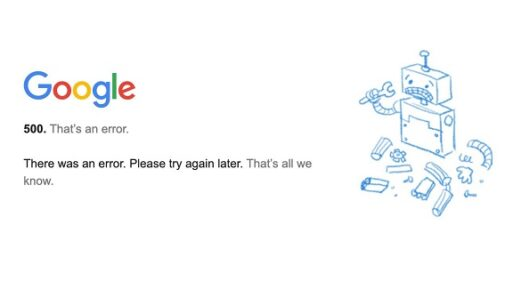YouTube, Gmail, Google Drive services suffer global outage