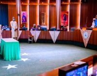 Mahmood Yakubu becomes first INEC chairman sworn in for second term