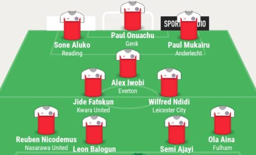 Ajayi, Ndidi, Aina… TheCable's team of the week