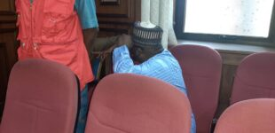 EFCC returns Maina to court — months after he jumped bail