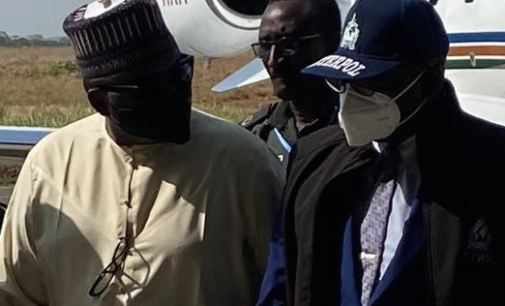 Maina extradited to Nigeria after arrest in Niger Republic