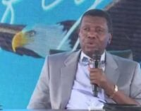 RCCG congress: How a bishop returned his forged teaching certificate