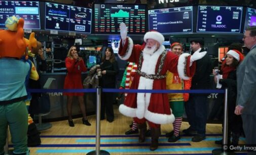 Equities: Santa rally pushes market cap to N19.24trn — all-time high